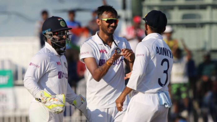 Axar Patel in form at India vs England series