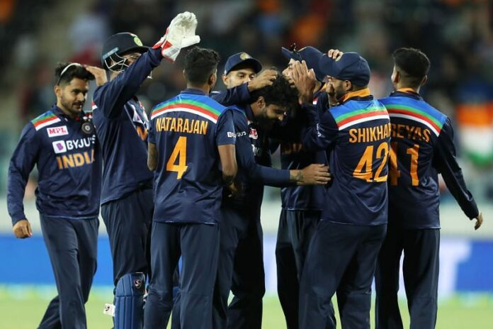 India squad for England T20 series is been declared
