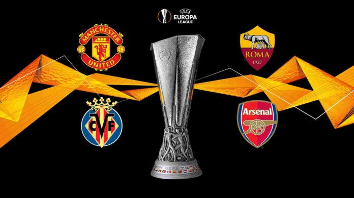 Manchester United and Arsenal reach to UEFA Europa League Semi-finals.