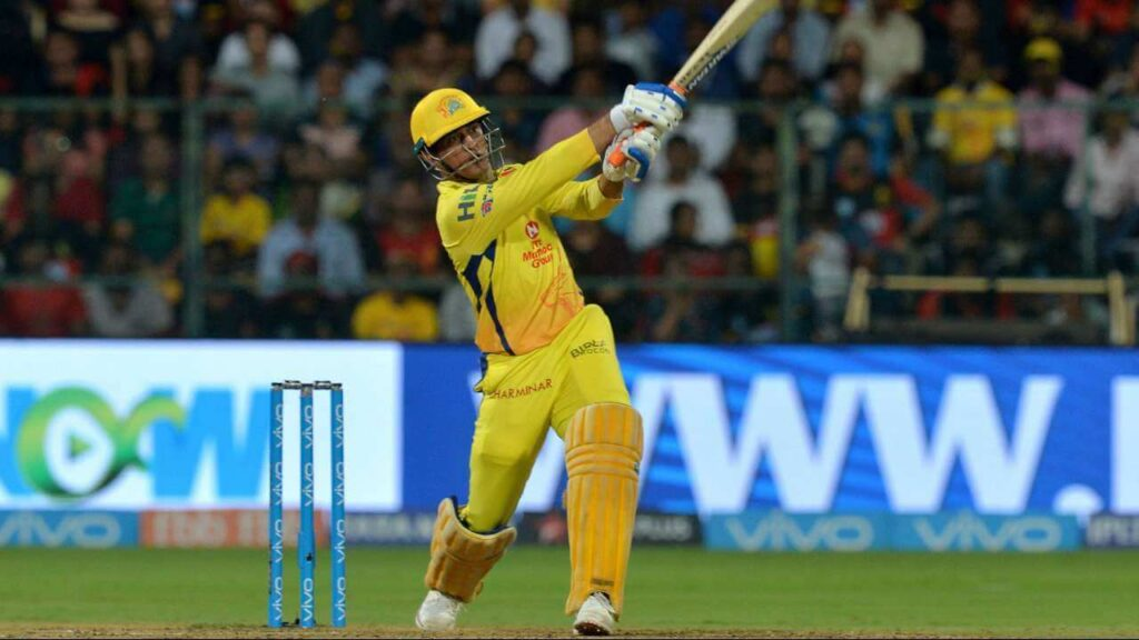 Dhoni ready for CSK vs DC action Dream11