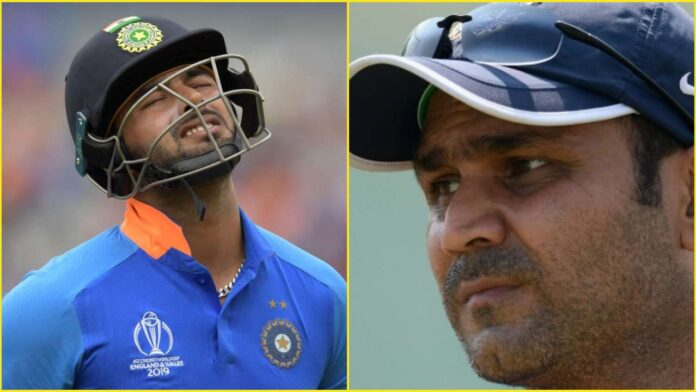 Sehwag slams Pant's captaincy after RCB loss