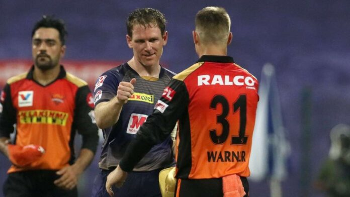 KKR will Face SRH in their opening Match