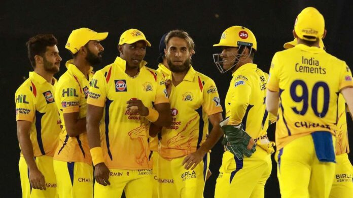 CSK is looking to win the title again in IPL 2021