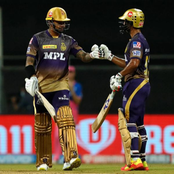 KKR are currently t the bottom of the table in IPL