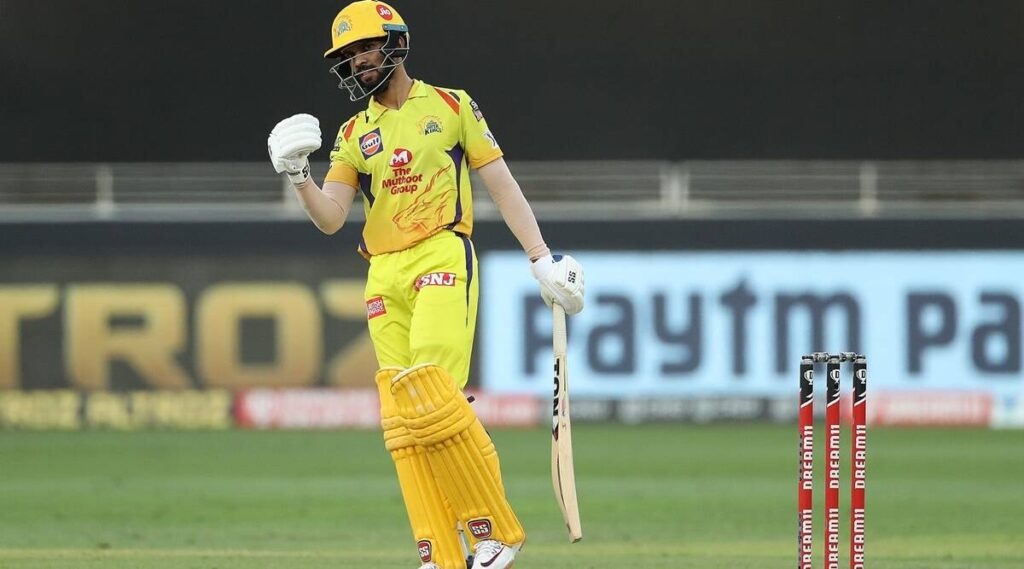 Ruturaj is struggling to give a good start for CSK