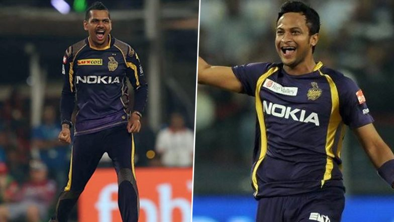 Narine or Shakib will play today for KKR