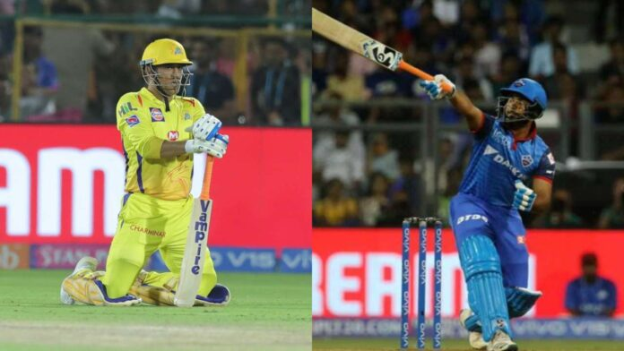 CSK will face DC in their first match