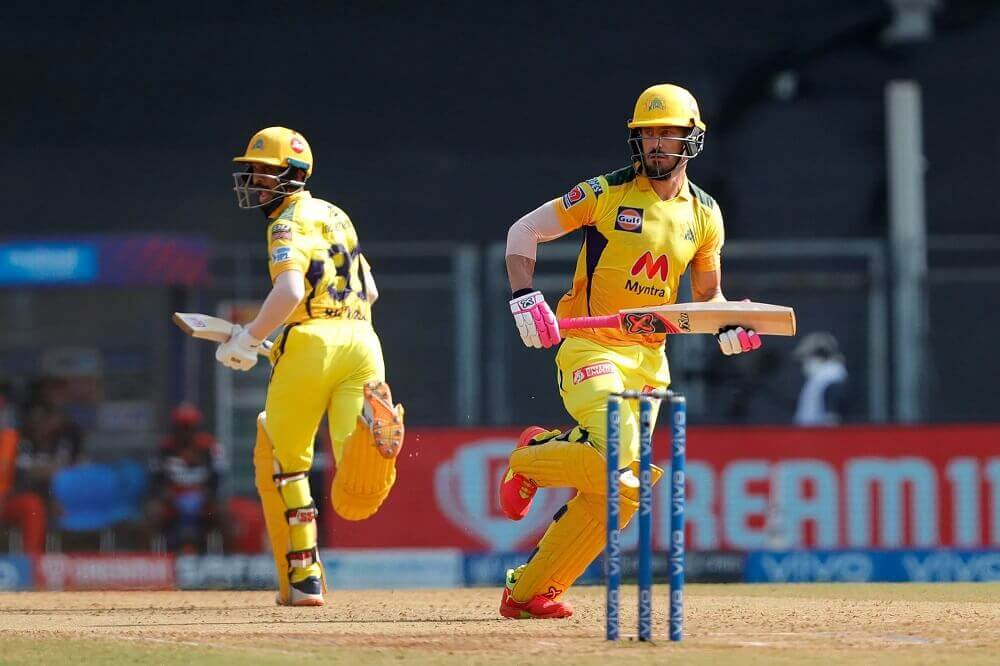 CSK openers lays foundation against RCB