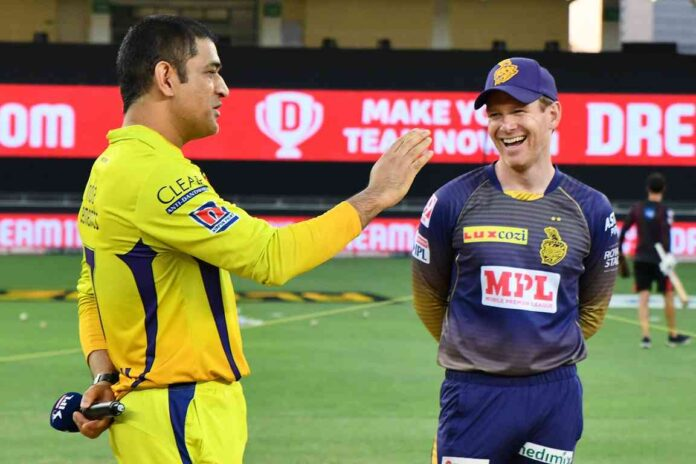 KKR vs CSK will be facing each other at Wankhede today.