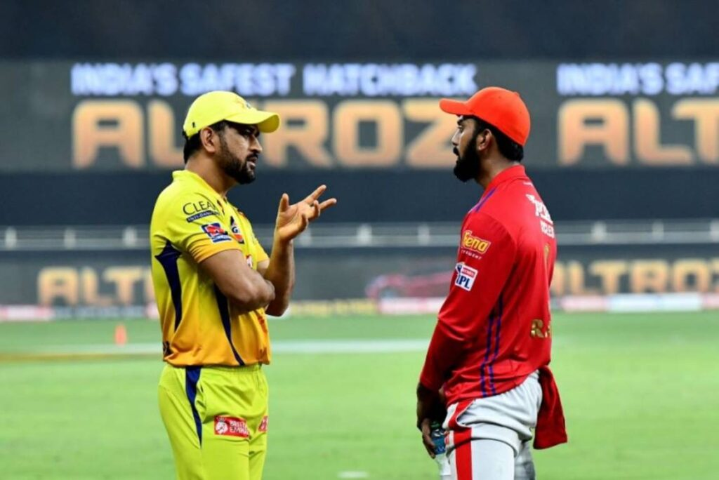 CSK will face PBKS in their second match