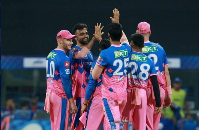 RR beat DC by 3 wickets