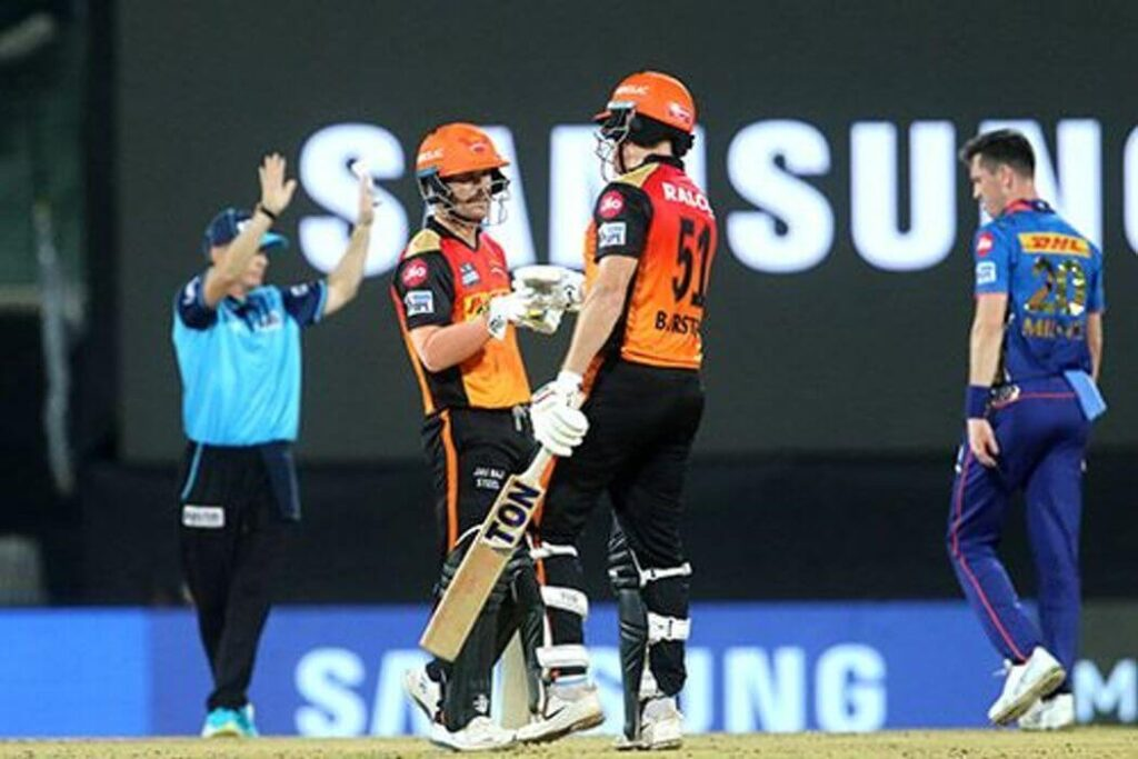A new opening pair for SRH