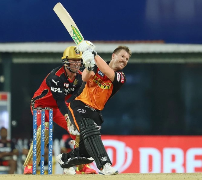 Warner will be looking to give a good start for SRH