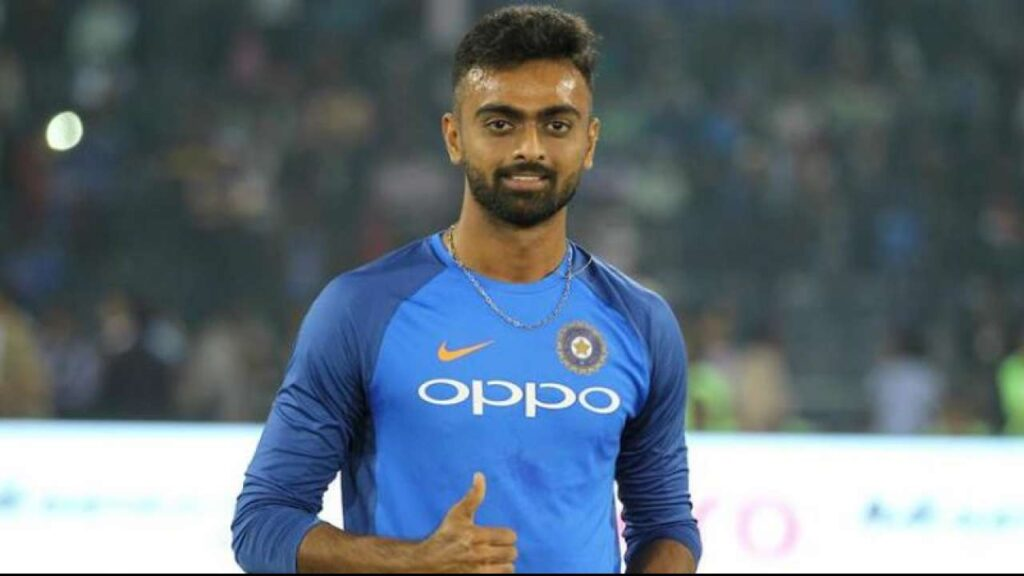 Unadkat has donated from his IPL earnings in relief fund
