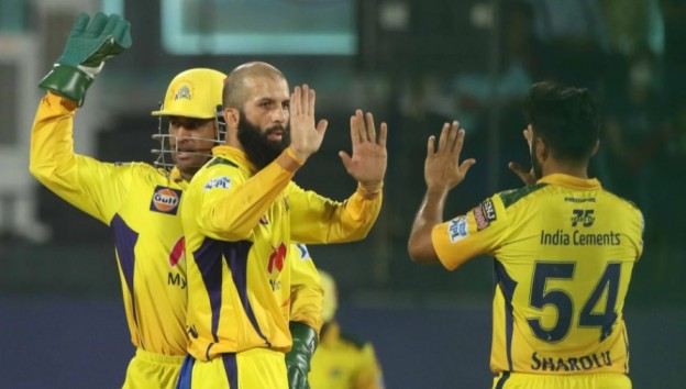 CSK is now in second position in IPL 2021