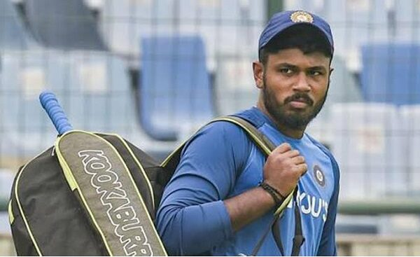 Sanju Samson is picked by Kaneria as India captain