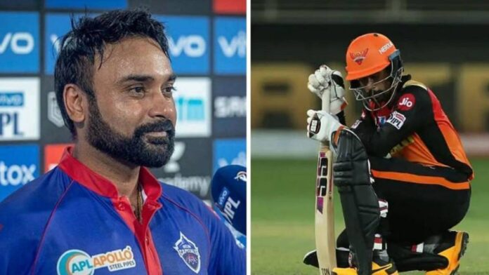 Wriddhiman Saha and Amit Mishra recover from COVID 19