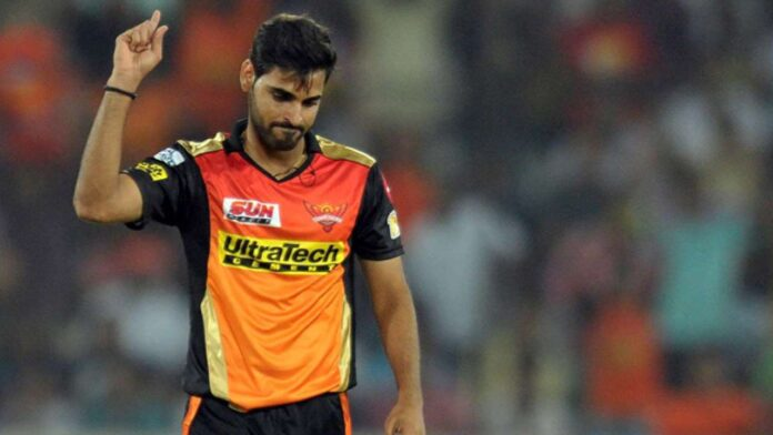 cricketers mourns bhuvneshwar's father's death