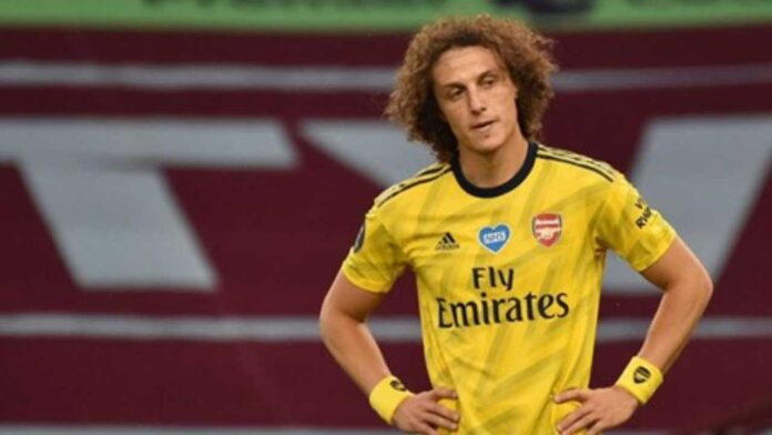 David Luiz to leave Arsenal for a possible reunion with his former club Benfica