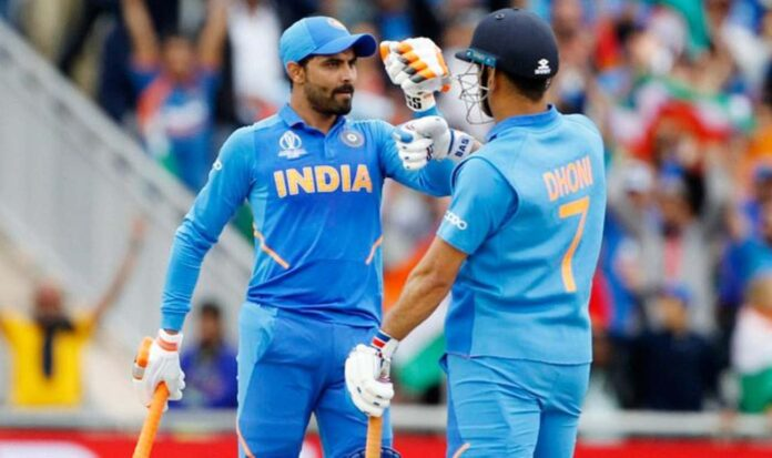 Ravindra Jadeja has gave credit to MS Dhoni on how his advice during the ICC 2015 ODI World Cup helped him change for good.
