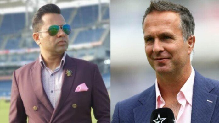 Former Indian cricketer-turned commentator Aakash Chopra has concurred with the suggestion of Michael Vaughan.