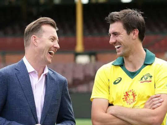 Pat Cummins and Brett Lee donated for Indian Covid Combat