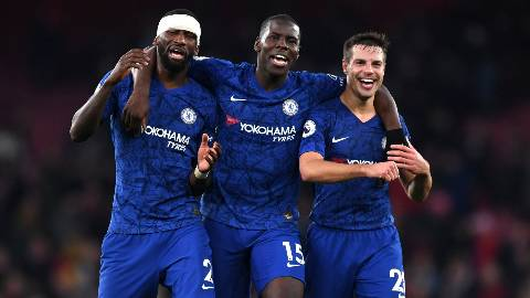 Defenders are the main focus for Chelsea