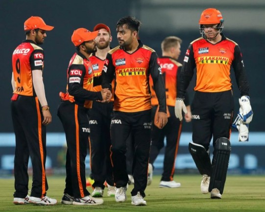 SRH are currently at the bottom of the points table in IPL