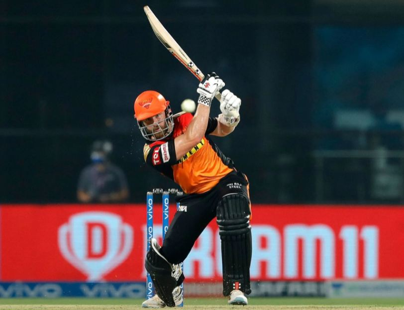 Williamson is the new captain of SRH