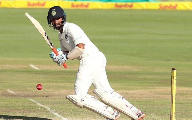 Pujara has a great form right now
