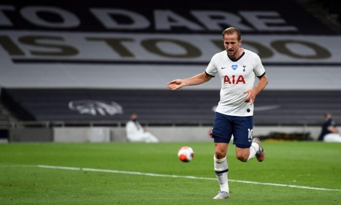 Harry Kane willing to leave Tottenham as he wishes to play for Man City.