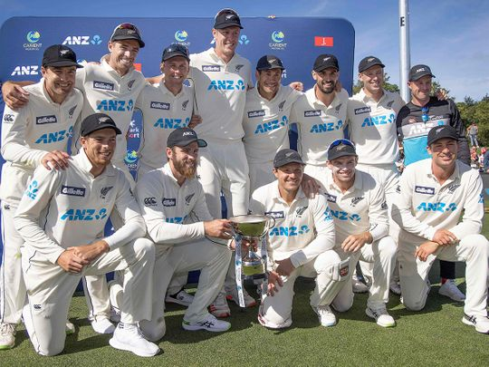 New Zealand will face India in WTC Final