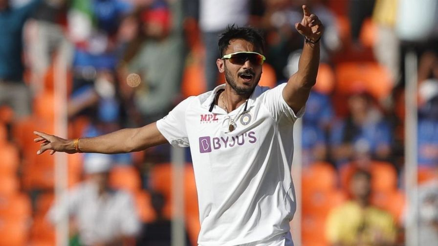 Axar is in good form in test cricket