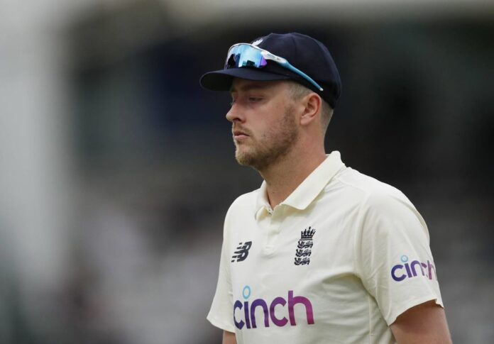Ollie Robinson has been suspended from all international cricket pending the outcome of a disciplinary investigation.