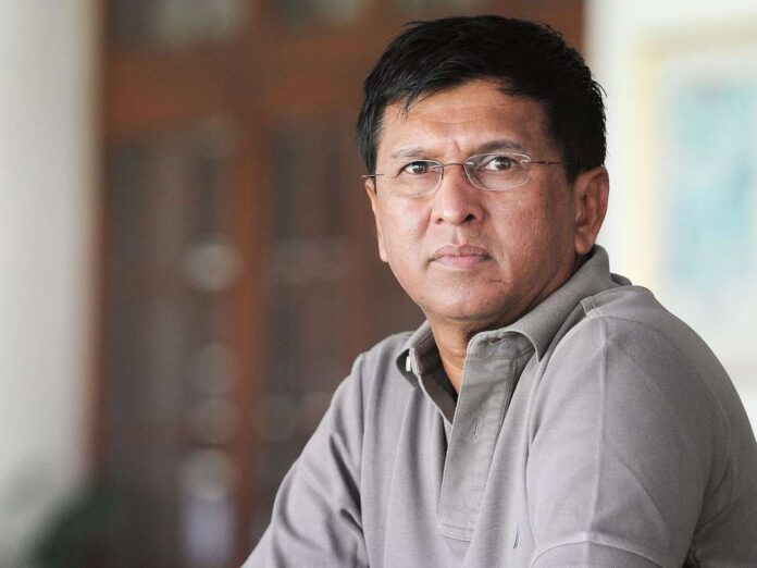 Former BCCI chairman of selectors Kiran More has recalled how his team convinced former India captain Sourav Ganguly to let MS Dhoni keep wickets for East Zone.