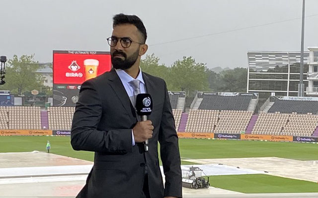 Dinesh Karthik trolled his comments on air
