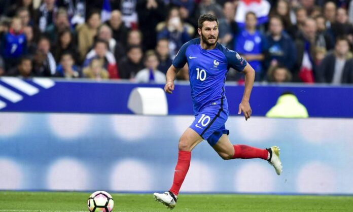 André-Pierre Gignac at Euro 2016