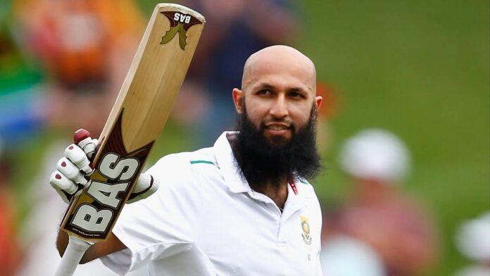 Former South Africa Hashim Amla is being praised for playing a heroic inning. His inning helped to save a County Championship match for his side