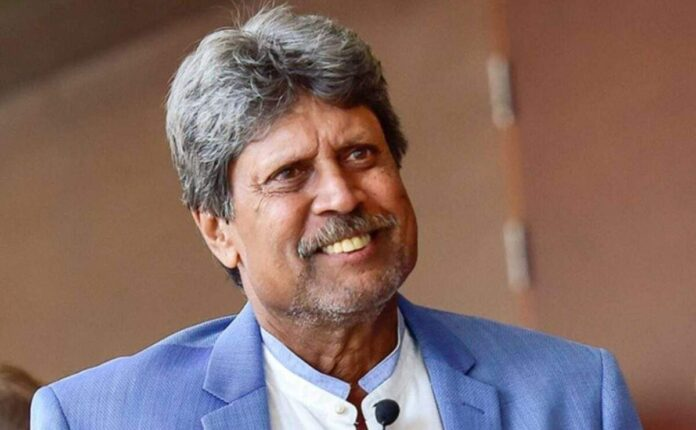 Kapil Dev is disappointed when sees players get tired after 4 overs bowling