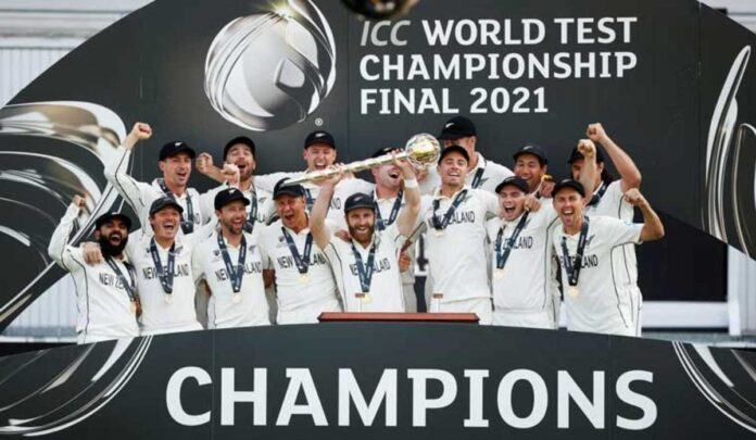 New Zealand batsman Ross Taylor said that winning the World Test Championship (WTC) is one of the biggest highlights of his career.