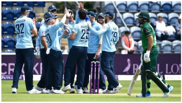 England beat Pakistan by 9 wickets with their reserve team