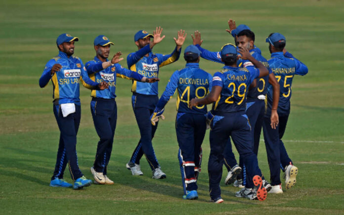 Sri Lanka have successfully avoided the whitewash by India after winning the last ODI yesterday.