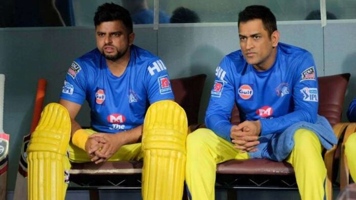 Raina said that he will not play IPL if Dhoni does not despite having four or five years of cricket still left in him.