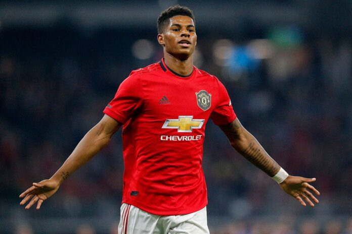 Manchester United forward Rashford has finally remedied his long-standing shoulder issue