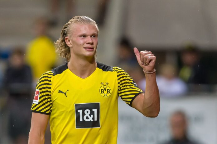 Erling Haaland might be having a verbal agreement with Real Madrid for a transfer next summer