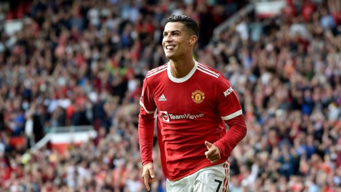 Cristiano Ronaldo makes a fairytale second debut for Manchester United