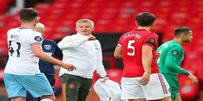 Manchester United waiting for the 'perfect opportunity' for Rice