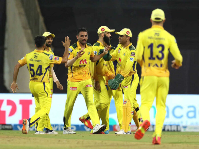 Chennai Super Kings (CSK) will face Kolkata Knight Riders (KKR) today in the Dream 11 Indian Premier League (IPL).