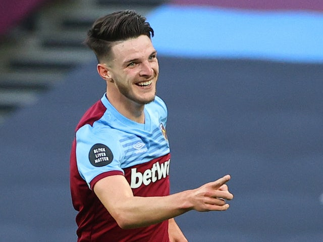 Manchester City to compete with Manchester United for Declan Rice, Six Sports