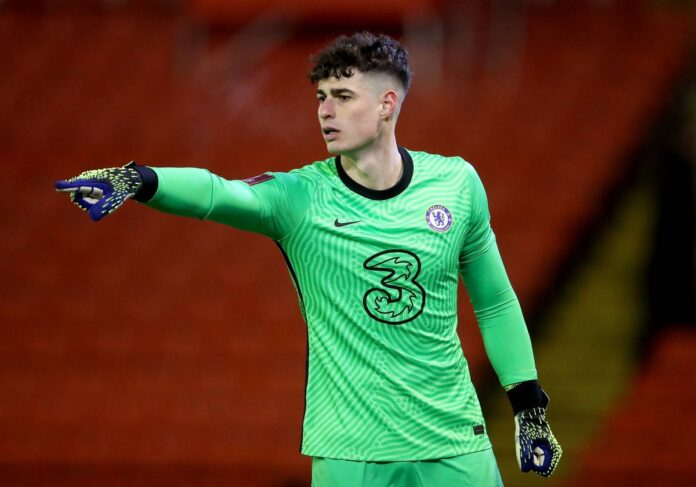 Kepa Arrizabalaga unhappy with his current role at Chelsea